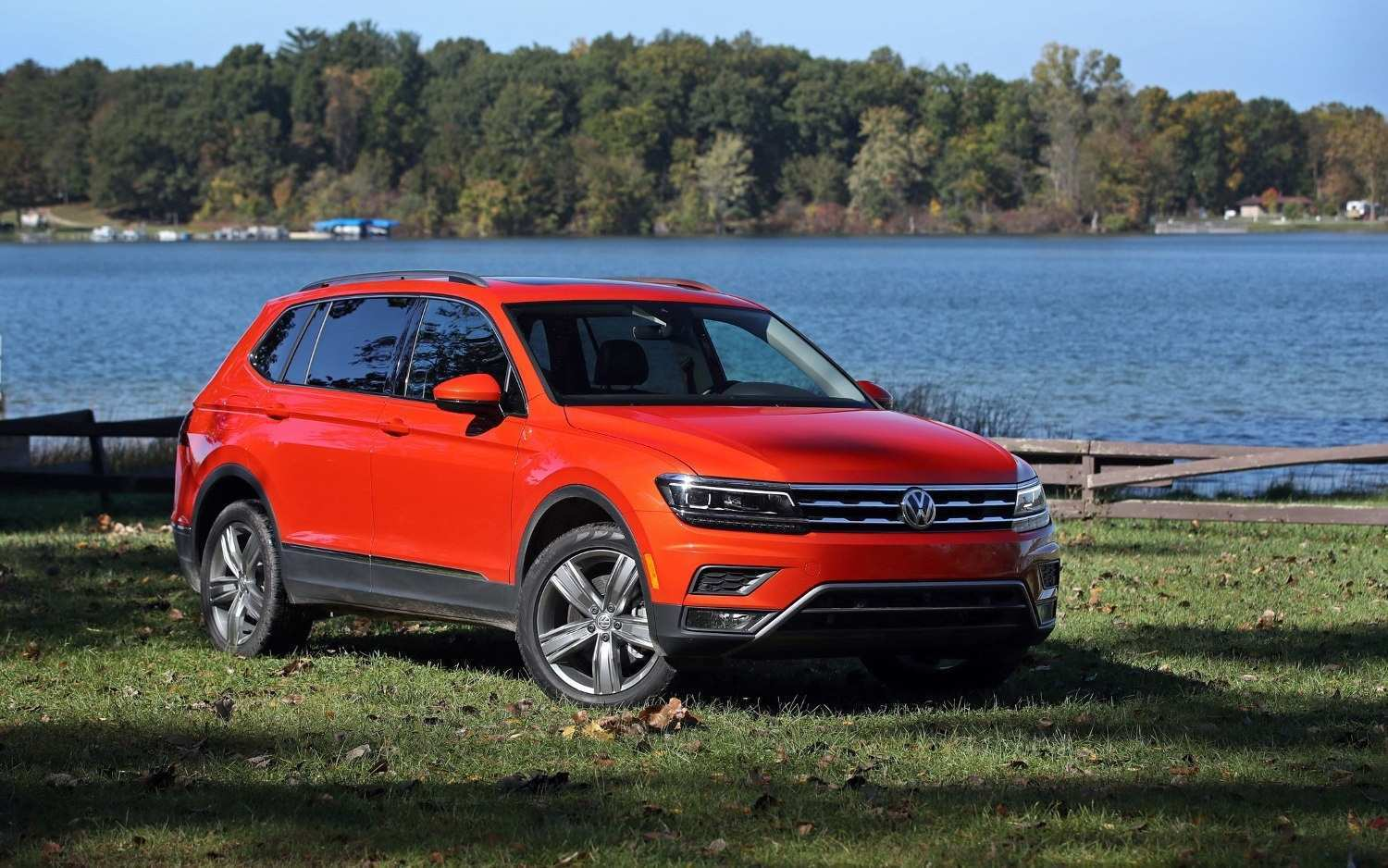 60 The Best Volkswagen Tiguan 2019 Review Concept Specs for Best Volkswagen Tiguan 2019 Review Concept