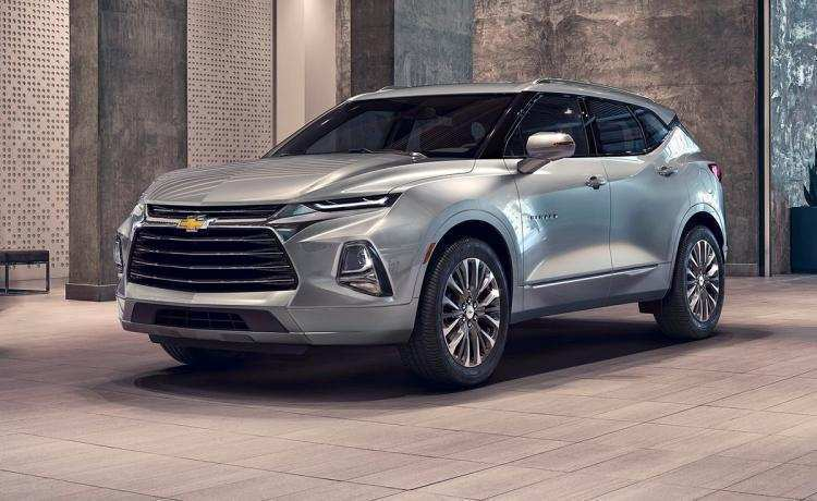 60 The New Blazer Chevrolet 2019 Price Interior Interior by New Blazer Chevrolet 2019 Price Interior