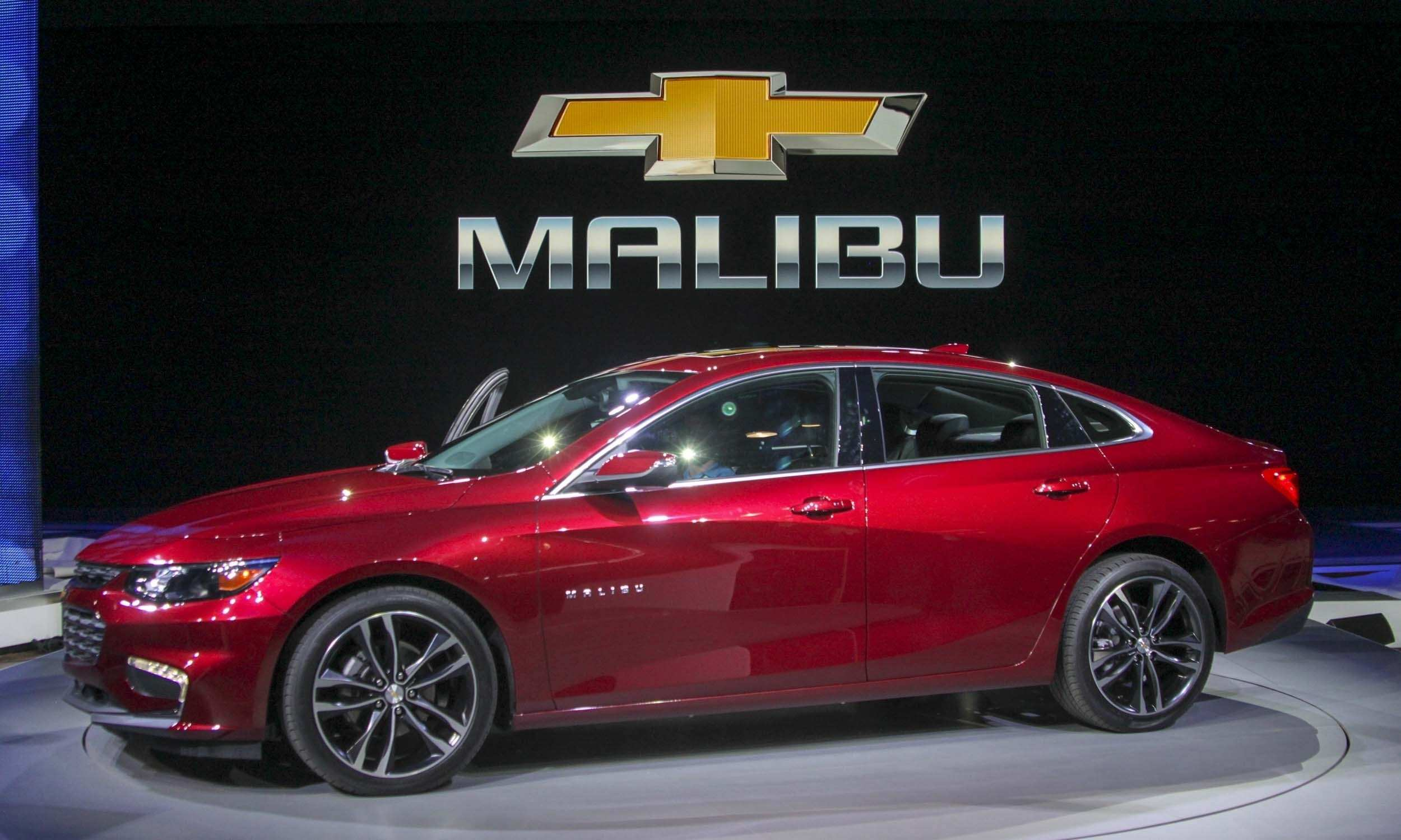 60 The New Chevrolet Malibu 2019 Release Date Exterior And Interior Review Overview by New Chevrolet Malibu 2019 Release Date Exterior And Interior Review