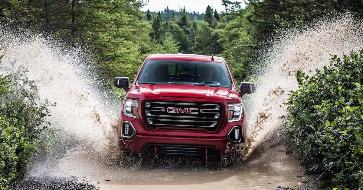 60 The Tailgate On 2019 Gmc Sierra First Drive Overview by Tailgate On 2019 Gmc Sierra First Drive