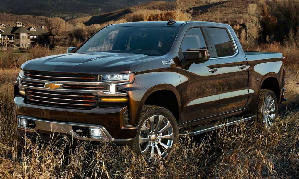 60 The The Chevrolet Pickup 2019 Diesel Engine Price for The Chevrolet Pickup 2019 Diesel Engine