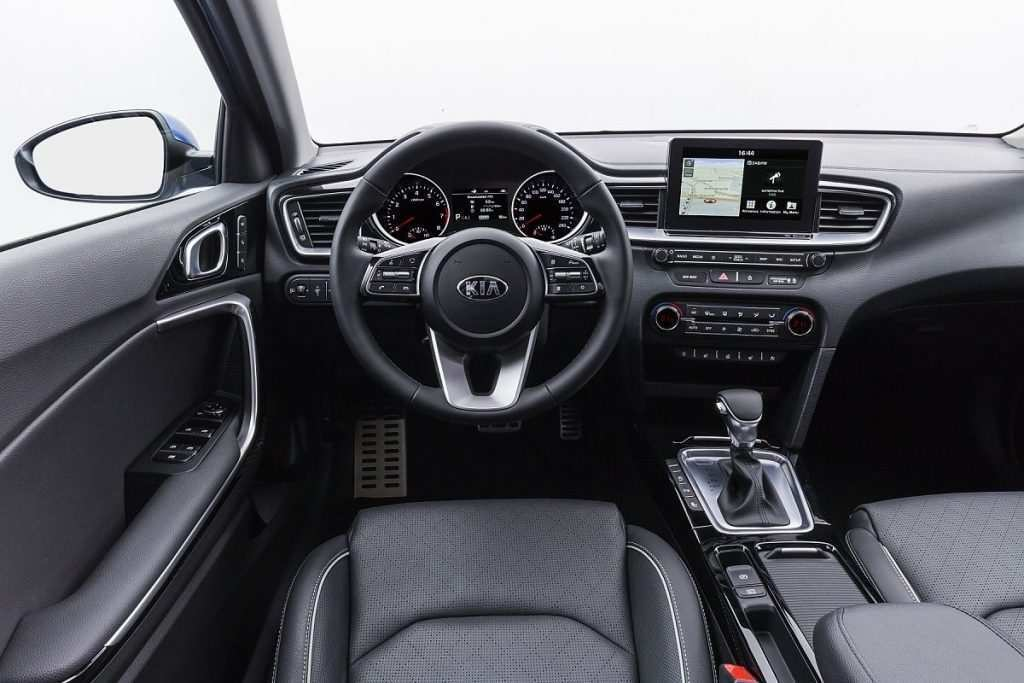 60 The The Kia Ceed 2019 Interior Interior Exterior And Review Research New with The Kia Ceed 2019 Interior Interior Exterior And Review