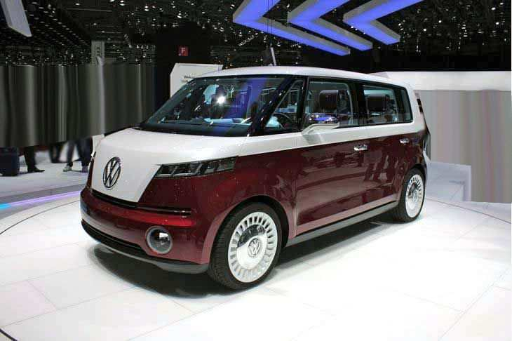 61 All New 2019 Volkswagen Bus New Concept by 2019 Volkswagen Bus