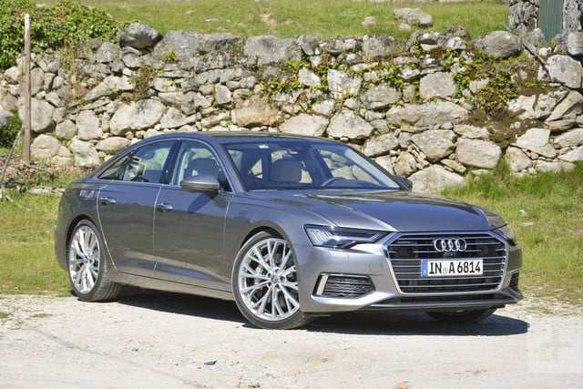61 All New Audi A6 2019 Geneva Review Performance with Audi A6 2019 Geneva Review
