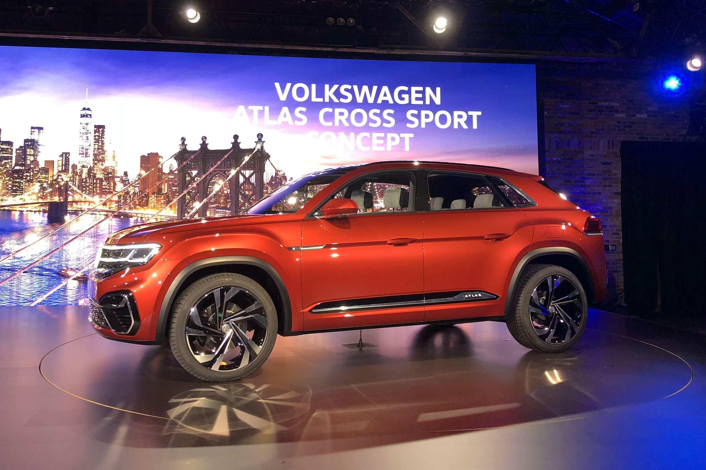61 All New Crossover Volkswagen 2019 Concept Interior with Crossover Volkswagen 2019 Concept