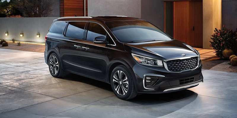 61 All New New Minivan Kia 2019 Concept Redesign and Concept with New Minivan Kia 2019 Concept