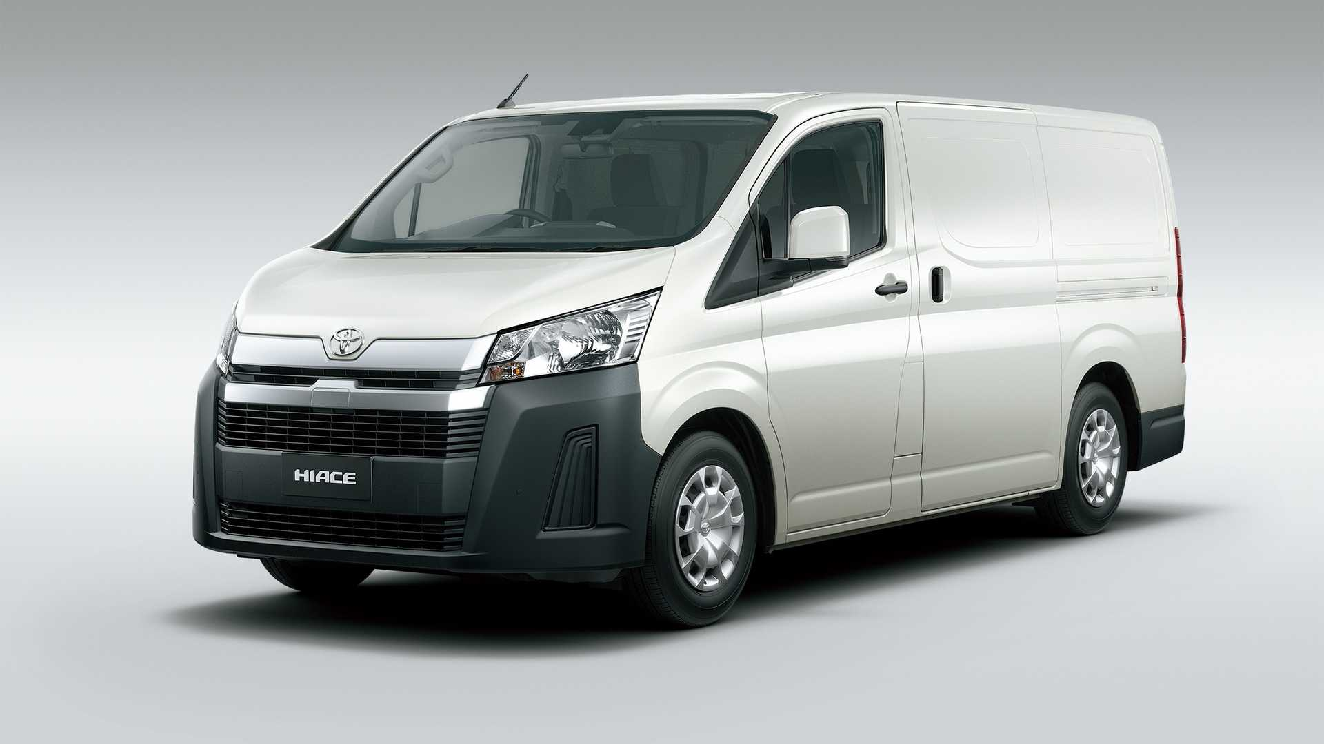 61 All New Toyota Hiace 2019 New Concept by Toyota Hiace 2019