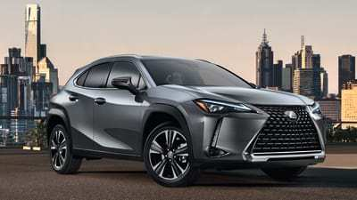61 Best Review 2019 Lexus Ux Hybrid Concept with 2019 Lexus Ux Hybrid