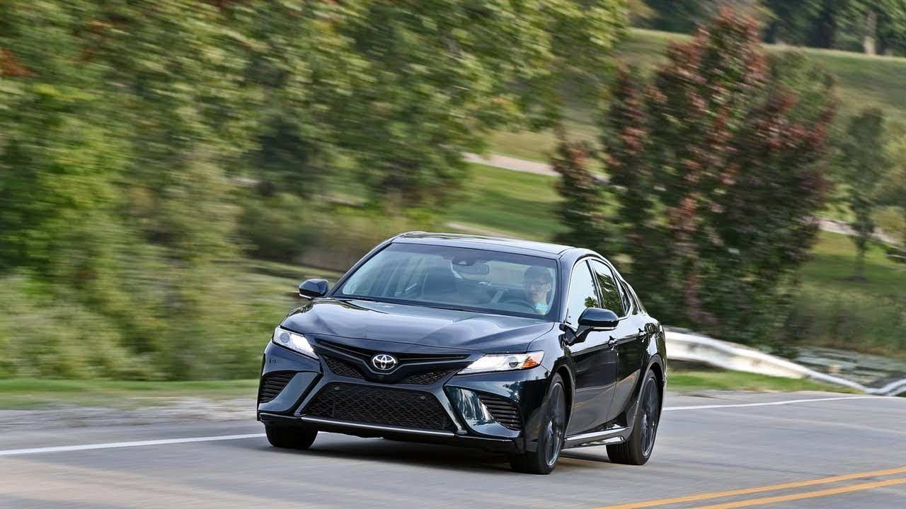 61 Best Review Best 2019 Toyota Camry Xle V6 Review And Price New Concept by Best 2019 Toyota Camry Xle V6 Review And Price