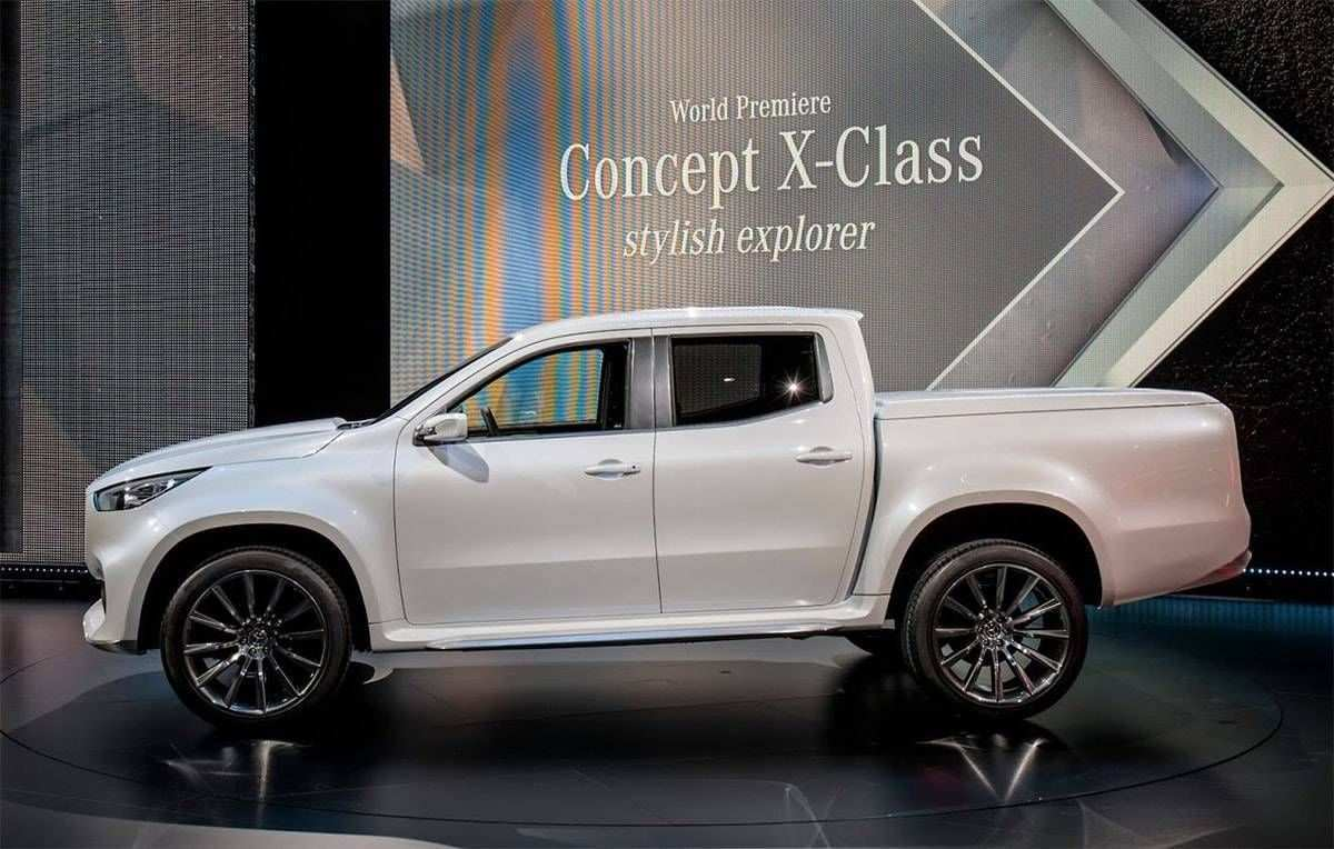 61 Best Review New 2019 Mercedes X Class Release Date And Specs Overview with New 2019 Mercedes X Class Release Date And Specs