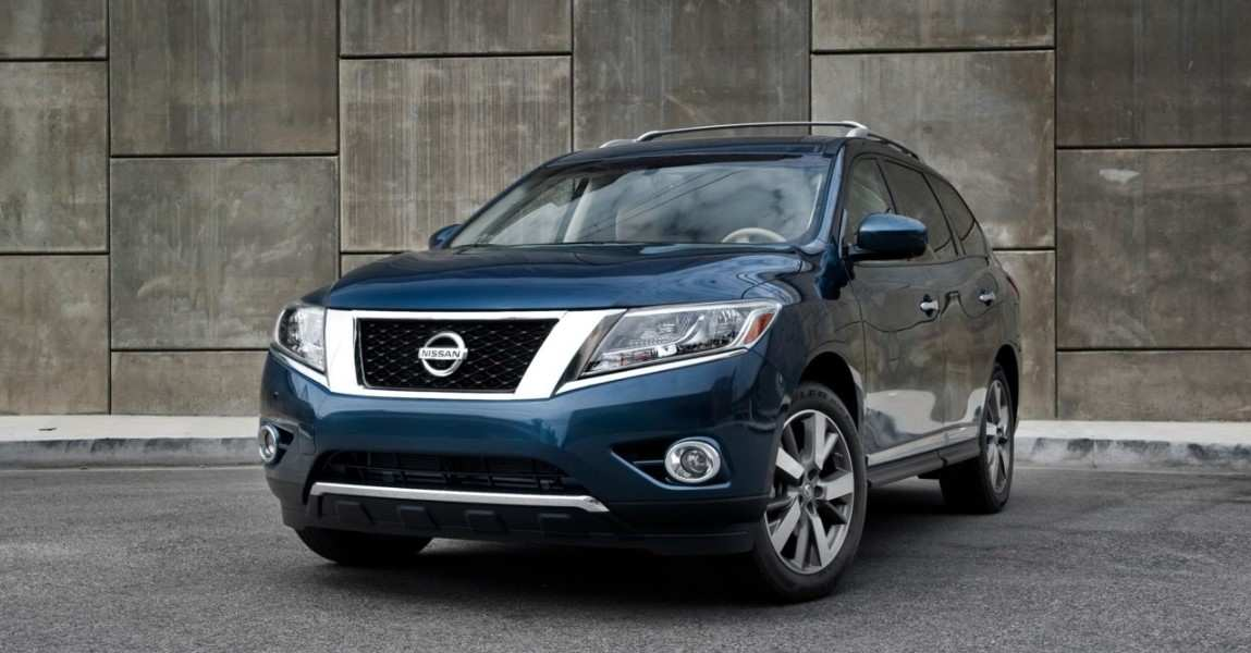 61 Best Review New 2019 Nissan Pathfinder Hybrid New Review Specs with New 2019 Nissan Pathfinder Hybrid New Review