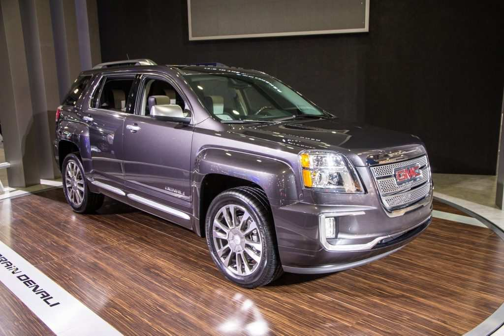 61 Best Review New Colors For 2019 Gmc Terrain Concept Redesign And Review New Review with New Colors For 2019 Gmc Terrain Concept Redesign And Review