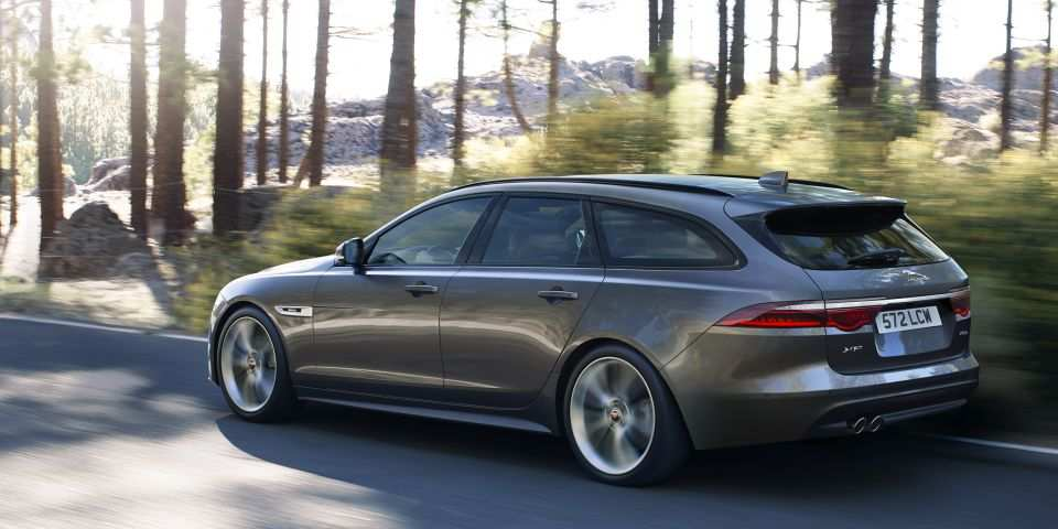 61 Concept of 2019 Jaguar Station Wagon Style by 2019 Jaguar Station Wagon