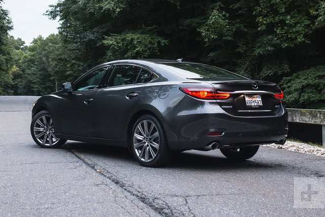 61 Concept of New 2019 Mazda 6 Spy Shots Redesign Price And Review Overview by New 2019 Mazda 6 Spy Shots Redesign Price And Review