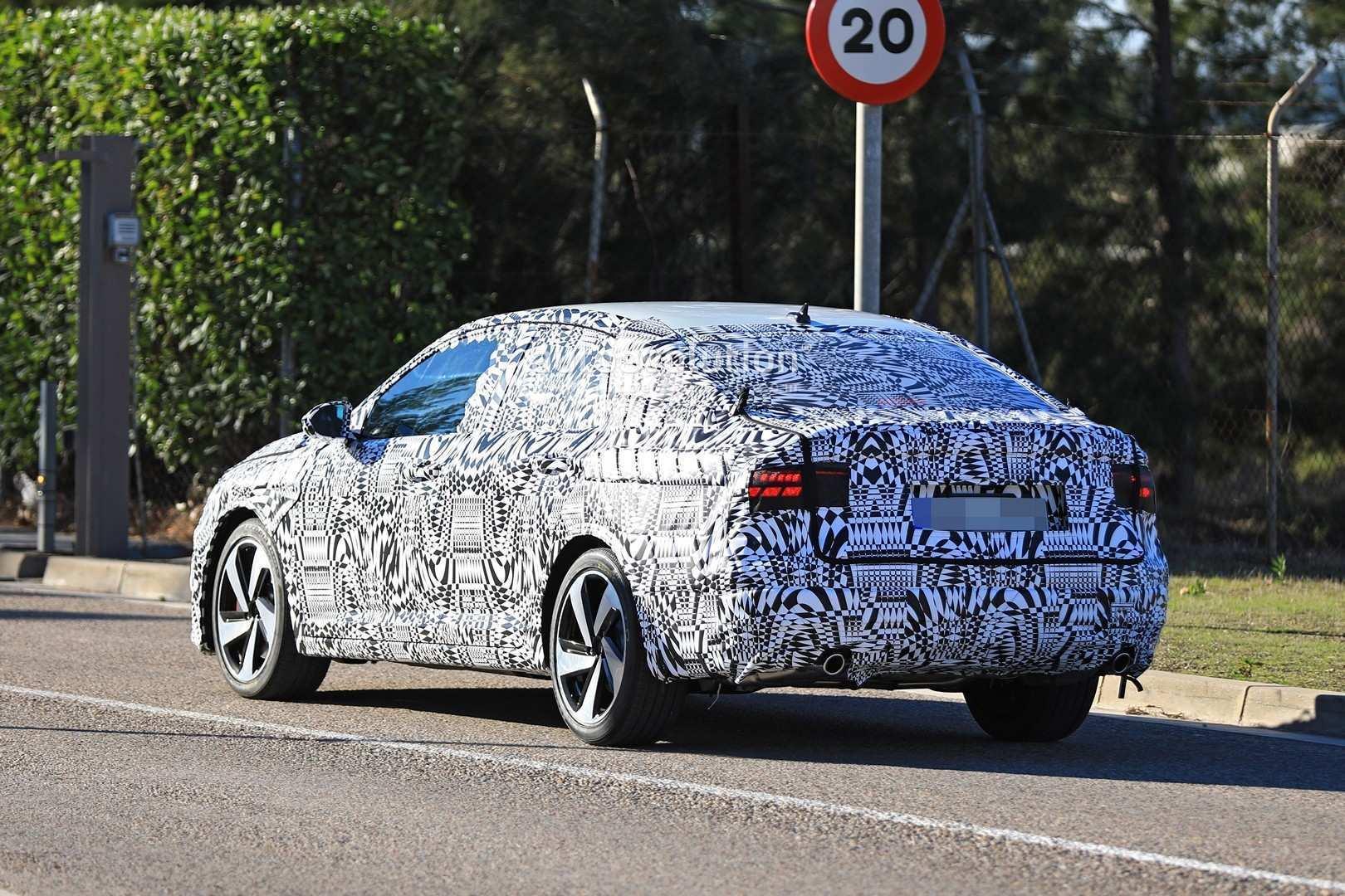 61 Concept of Volkswagen Jetta 2019 Used Spy Shoot New Concept by Volkswagen Jetta 2019 Used Spy Shoot