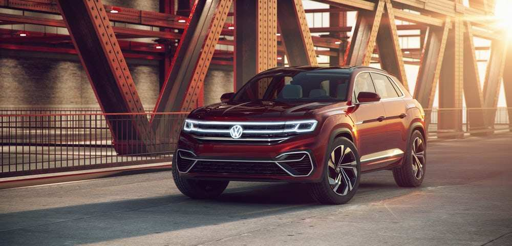 61 Gallery of Best Volkswagen 2019 Tiguan Concept New Concept with Best Volkswagen 2019 Tiguan Concept