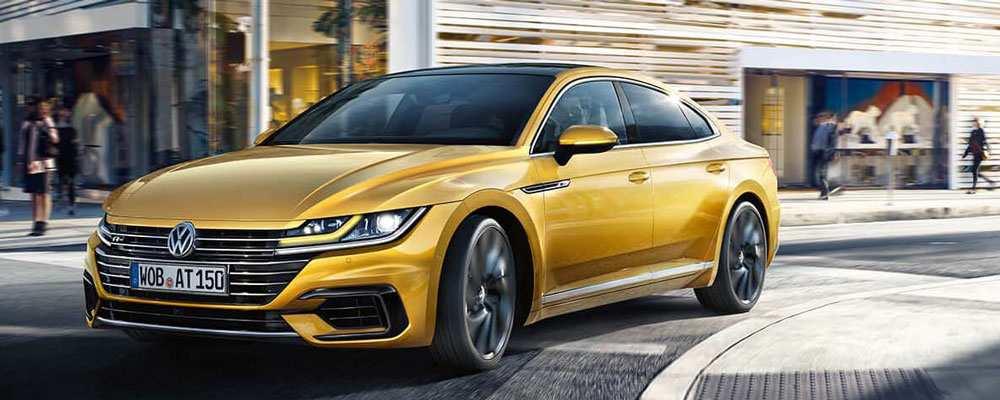 61 Great 2019 Volkswagen Arteon Release Date Style for 2019 Volkswagen Arteon Release Date
