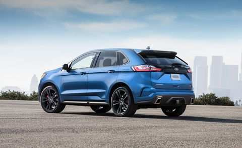 61 Great The 2019 Ford Edge St Youtube Overview And Price Performance and New Engine by The 2019 Ford Edge St Youtube Overview And Price