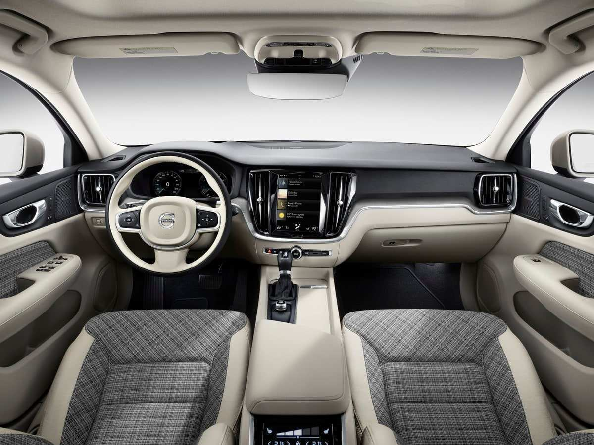 61 Great Volvo 2019 V60 Review Interior Exterior And Review Engine for Volvo 2019 V60 Review Interior Exterior And Review