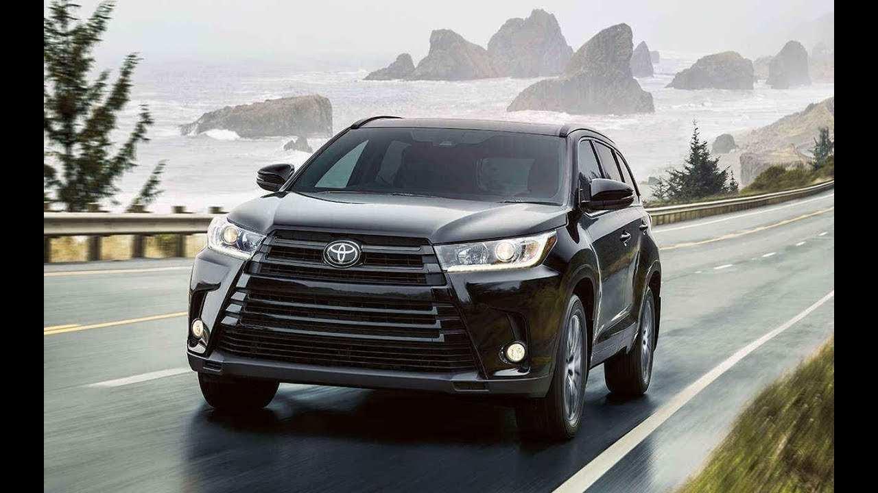 61 New Highlander Toyota 2019 Interior Review Specs And Release Date Interior with Highlander Toyota 2019 Interior Review Specs And Release Date