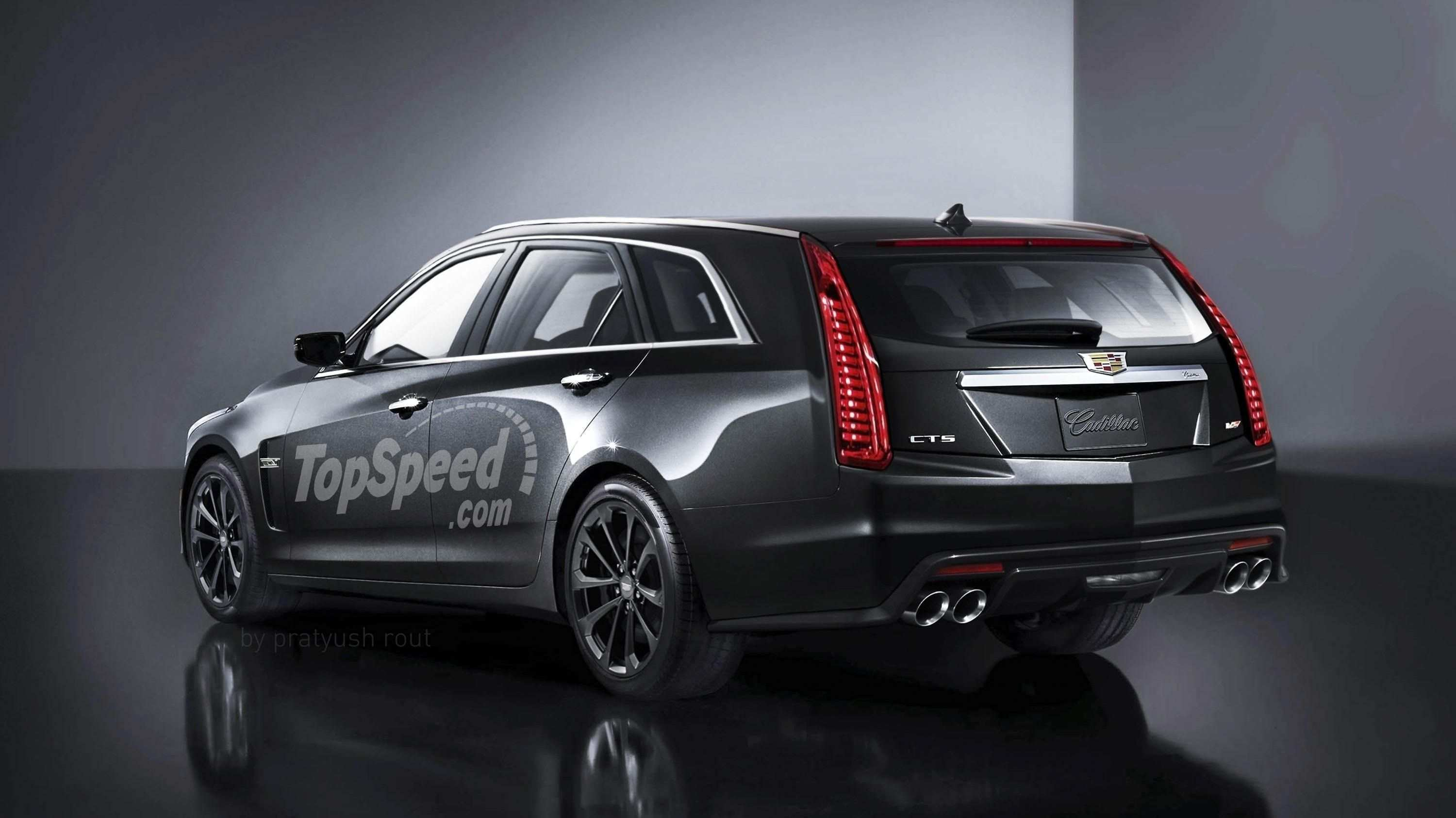 61 New New 2019 Cadillac Cts V Hp First Drive Redesign and Concept with New 2019 Cadillac Cts V Hp First Drive