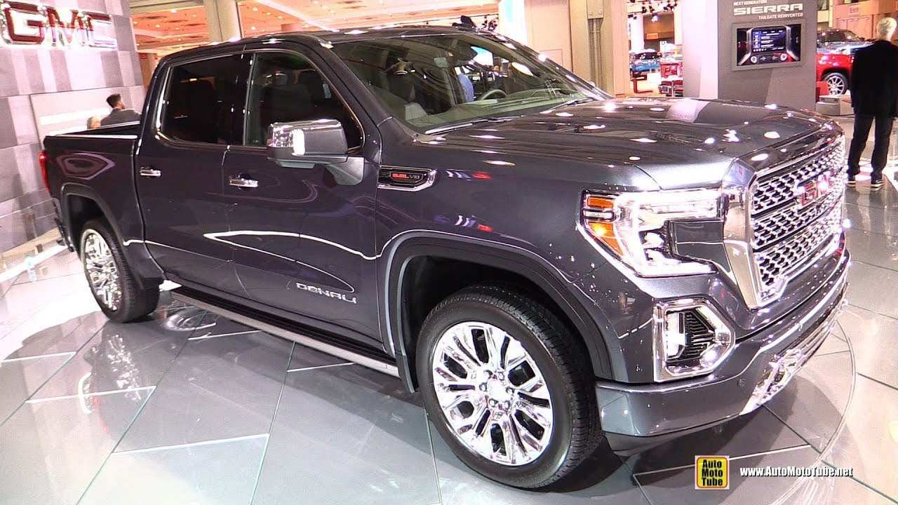 61 The Best 2019 Gmc Denali Pickup Exterior And Interior Review Wallpaper for Best 2019 Gmc Denali Pickup Exterior And Interior Review