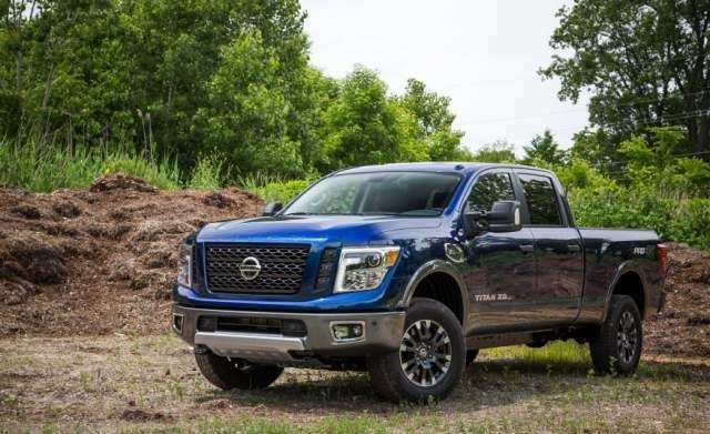 61 The Best Nissan 2019 Titan Xd Overview And Price Photos by Best Nissan 2019 Titan Xd Overview And Price