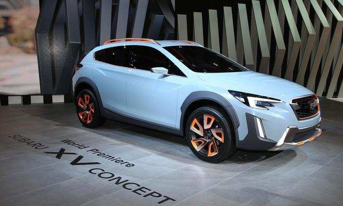 61 The New 2019 Subaru Crosstrek Khaki New Concept Configurations by New 2019 Subaru Crosstrek Khaki New Concept