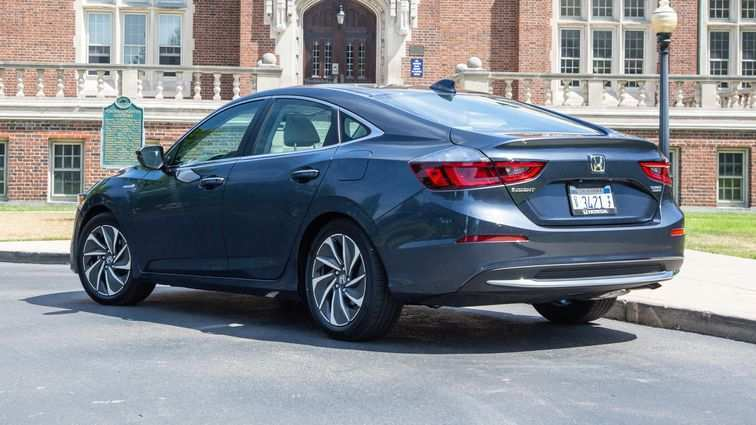 61 The The Honda 2019 Insight Review Specs First Drive with The Honda 2019 Insight Review Specs