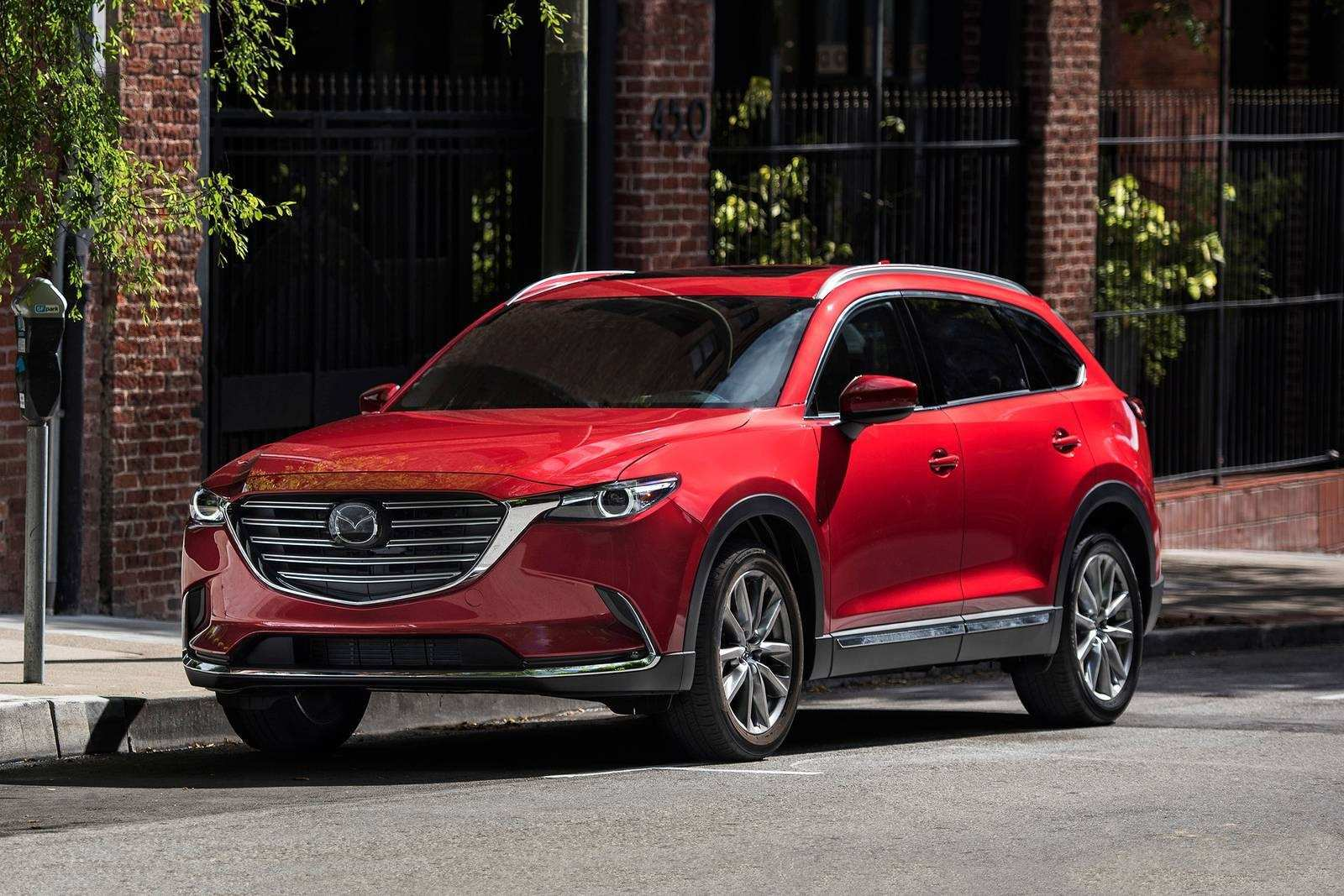 61 The The Mazda X9 2019 Release Specs And Review Price with The Mazda X9 2019 Release Specs And Review