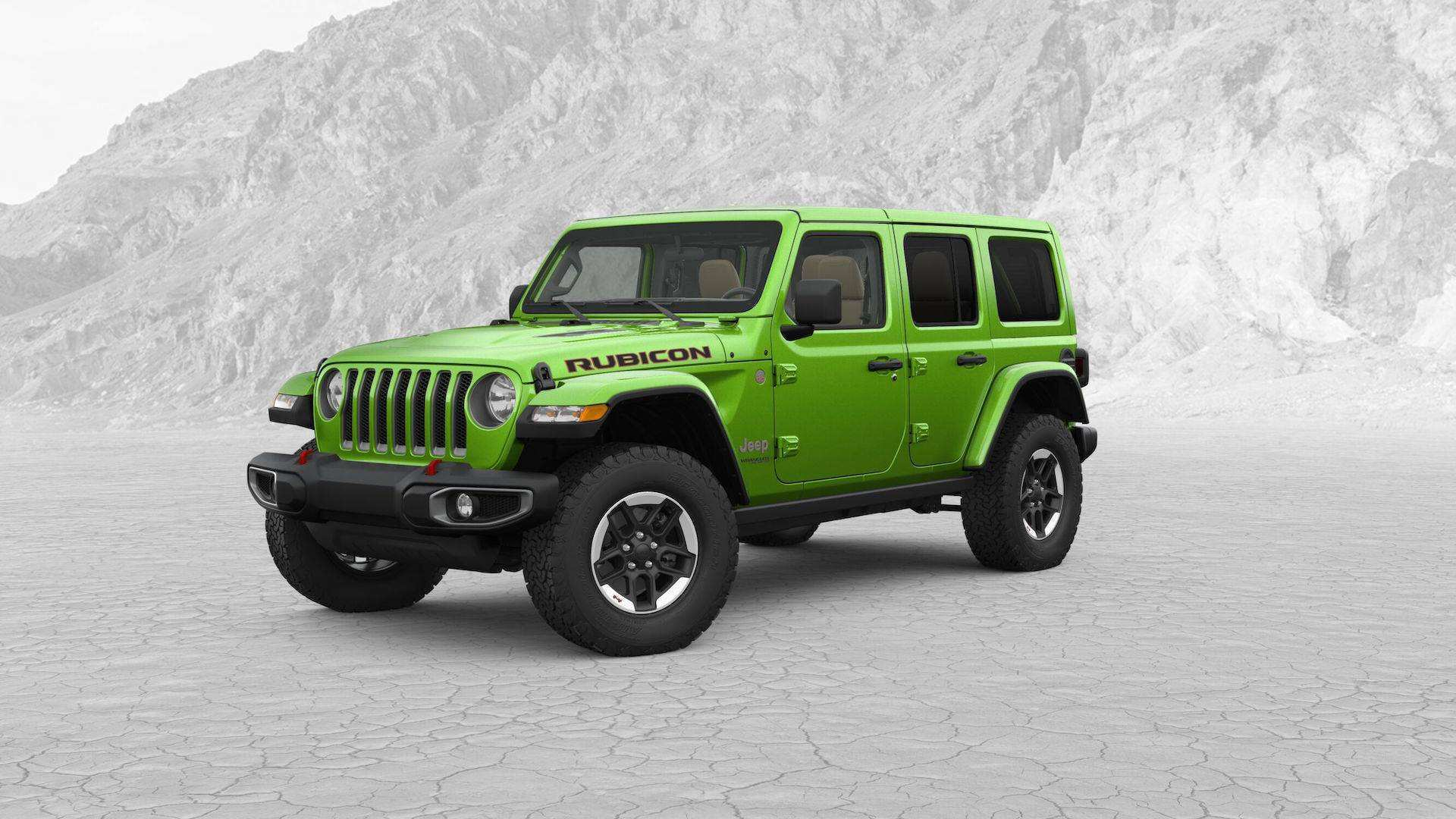 62 All New Best 2019 Jeep Unlimited Colors Price Specs and Review with Best 2019 Jeep Unlimited Colors Price