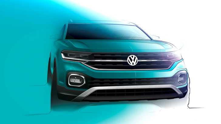 62 All New Crossover Volkswagen 2019 Concept Concept for Crossover Volkswagen 2019 Concept