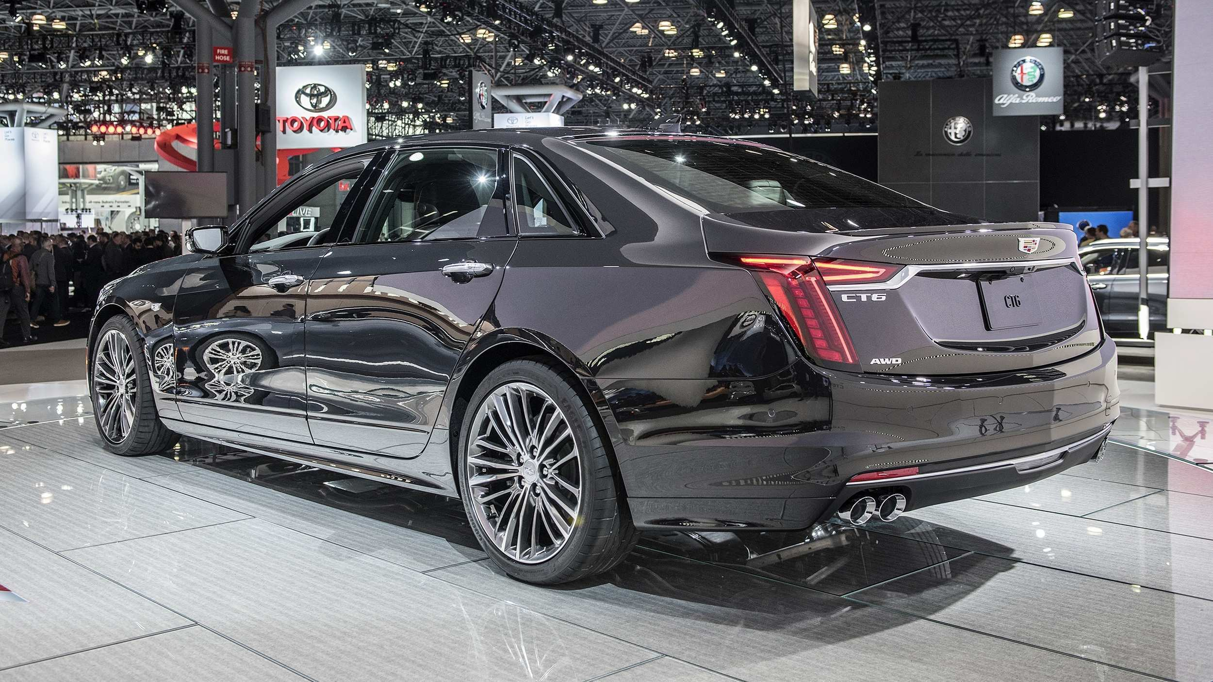 62 All New New Cadillac Ct6 V Sport 2019 Picture Release Date And Review Wallpaper with New Cadillac Ct6 V Sport 2019 Picture Release Date And Review