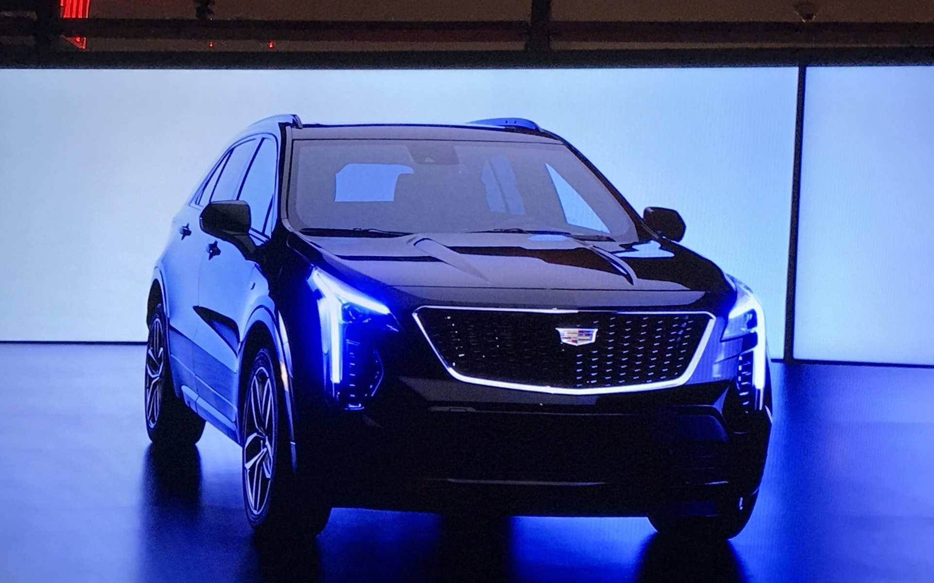 62 All New New Cadillac Xt4 2019 Images Engine Price with New Cadillac Xt4 2019 Images Engine