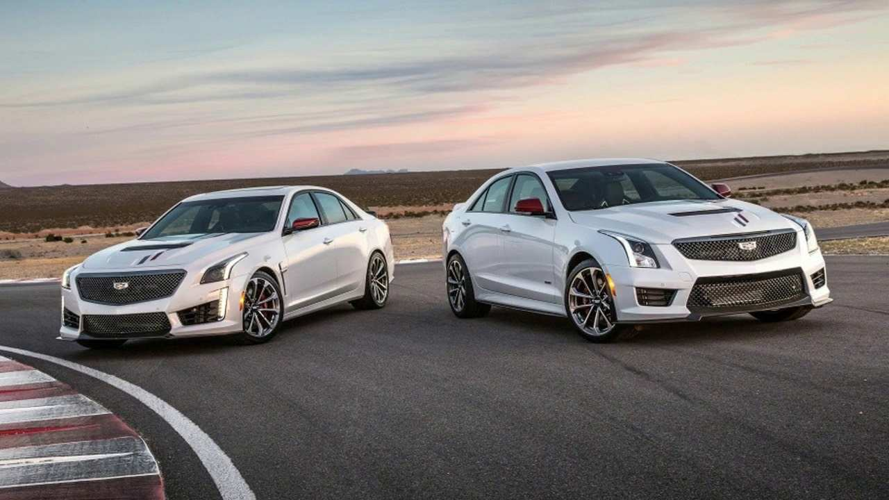 62 Best Review New 2019 Cadillac Cts V Hp First Drive History by New 2019 Cadillac Cts V Hp First Drive