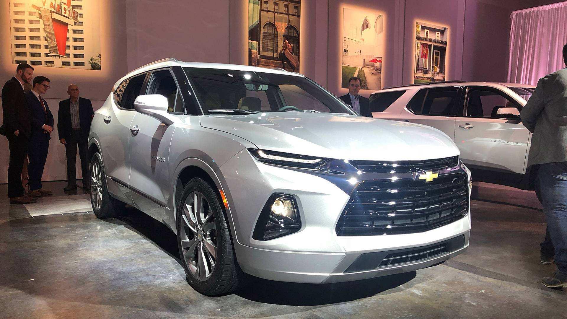 62 Best Review New New Chevrolet 2019 Blazer Engine Redesign by New New Chevrolet 2019 Blazer Engine