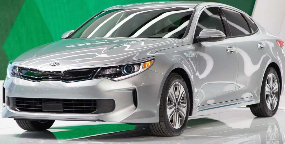 62 Best Review The 2019 Kia Optima Concept Style for The 2019 Kia Optima Concept