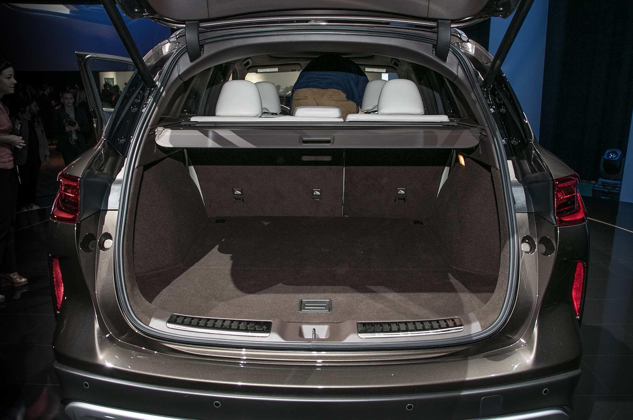 62 Concept of Best Infiniti Qx50 2019 Trunk Space Price Interior with Best Infiniti Qx50 2019 Trunk Space Price