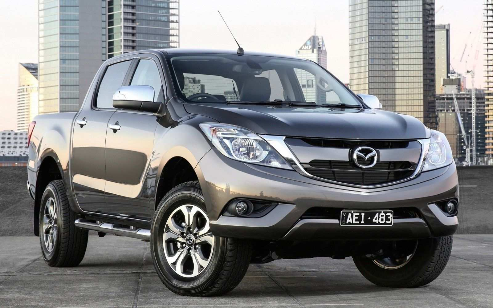 62 Concept of Mazda Bt 50 Pro 2019 Review Spesification by Mazda Bt 50 Pro 2019 Review