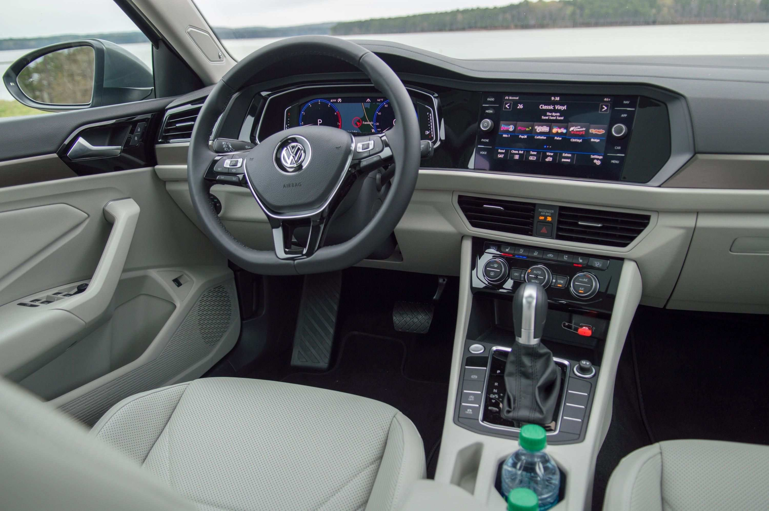 62 Concept of New Volkswagen Interior 2019 Specs Exterior with New Volkswagen Interior 2019 Specs