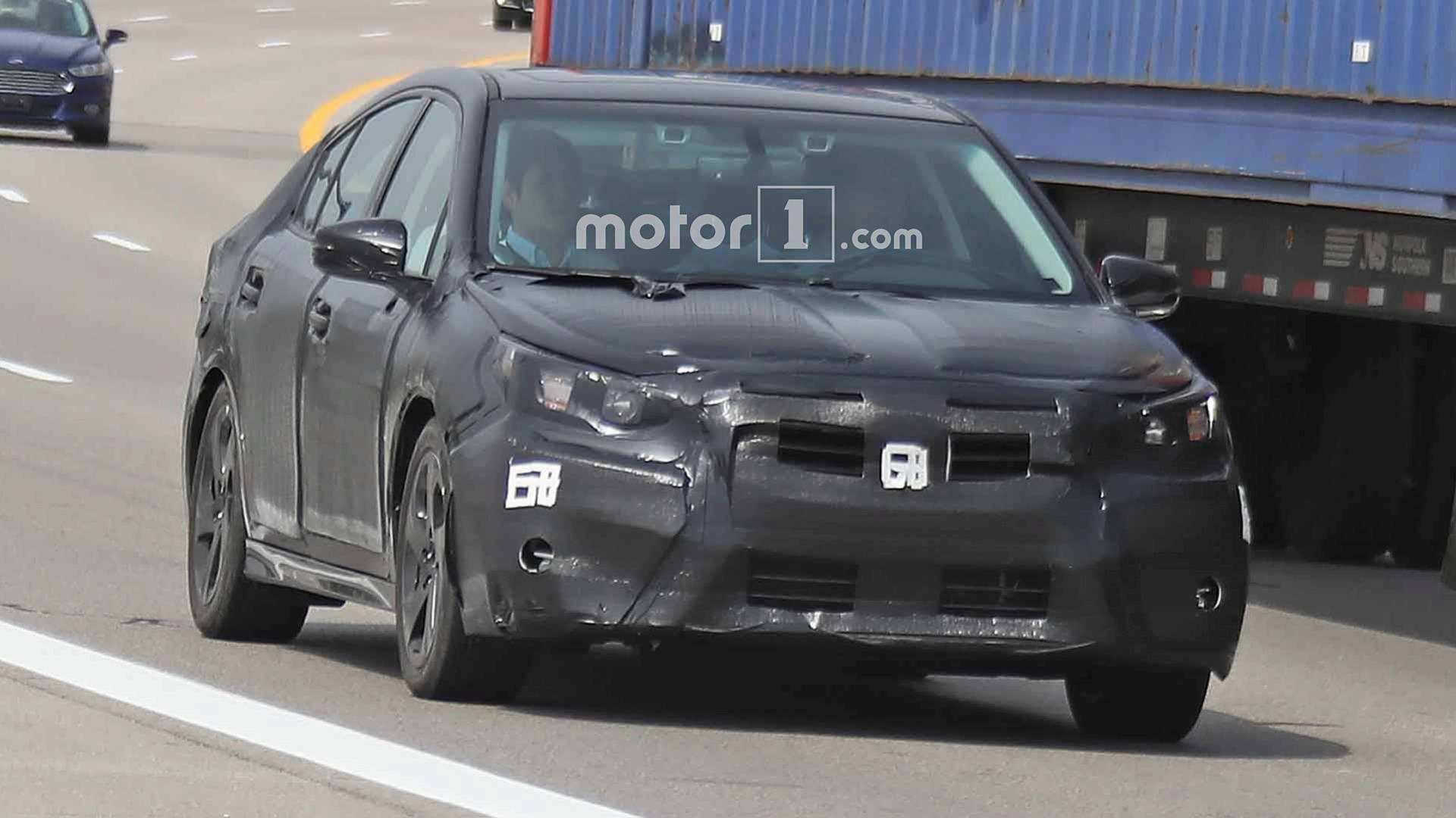62 Concept of The Subaru Global Platform 2019 Spy Shoot Wallpaper by The Subaru Global Platform 2019 Spy Shoot