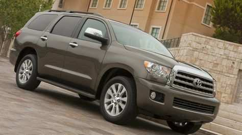 62 Gallery of 2019 Toyota Sequoia Spy Photos Price New Review for 2019 Toyota Sequoia Spy Photos Price
