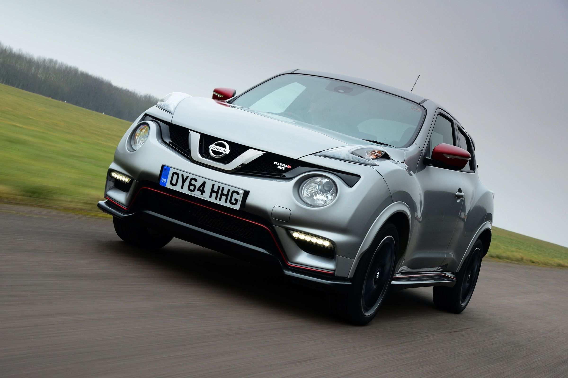 62 Gallery of Best 2019 Nissan Juke Nismo Spy Shoot First Drive for Best 2019 Nissan Juke Nismo Spy Shoot