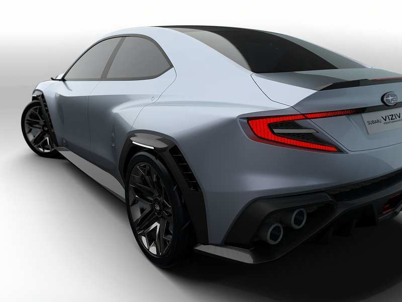 62 Gallery of Subaru Wrx 2019 Concept Rumors for Subaru Wrx 2019 Concept