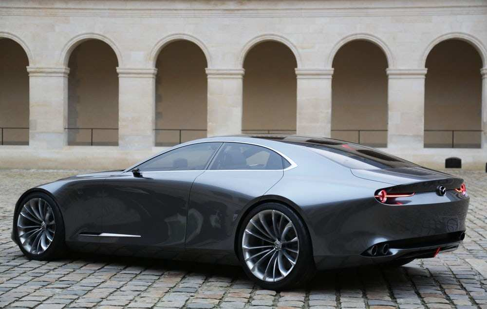 62 Gallery of The 2019 Mazda Vision Coupe Price Concept Rumors for The 2019 Mazda Vision Coupe Price Concept