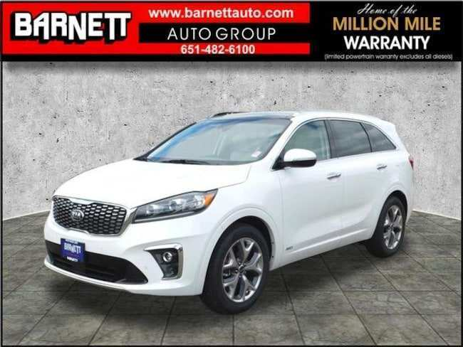 62 Great Kia Sorento 2019 White Spy Shoot for Kia Sorento 2019 White
