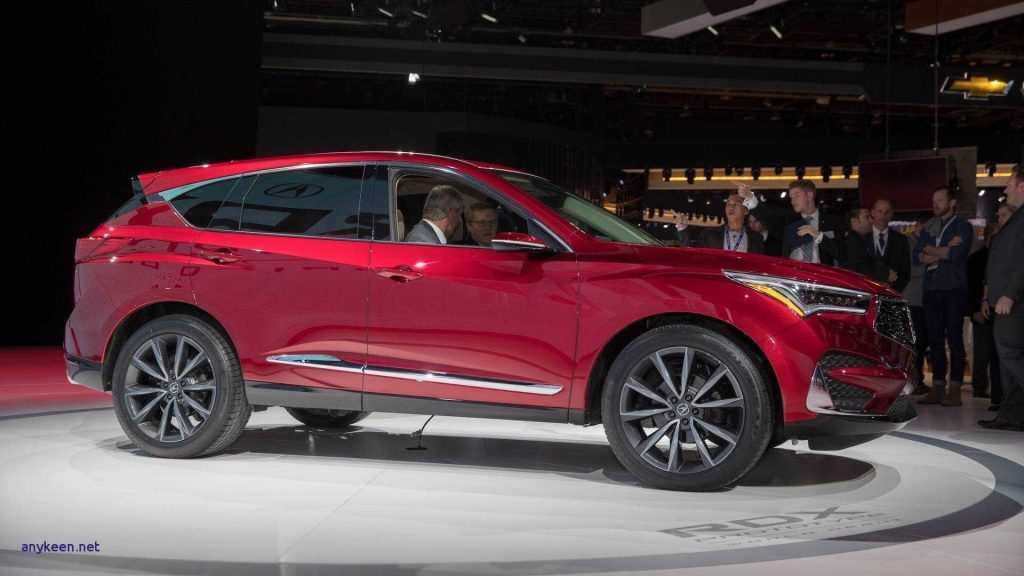 62 Great New 2019 Acura Rdx Zero To 60 Spy Shoot Exterior by New 2019 Acura Rdx Zero To 60 Spy Shoot