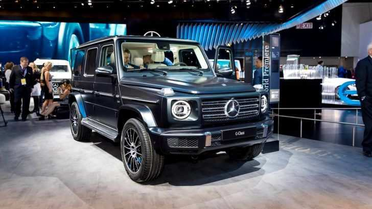 62 Great The Mercedes G 2019 Price Style for The Mercedes G 2019 Price