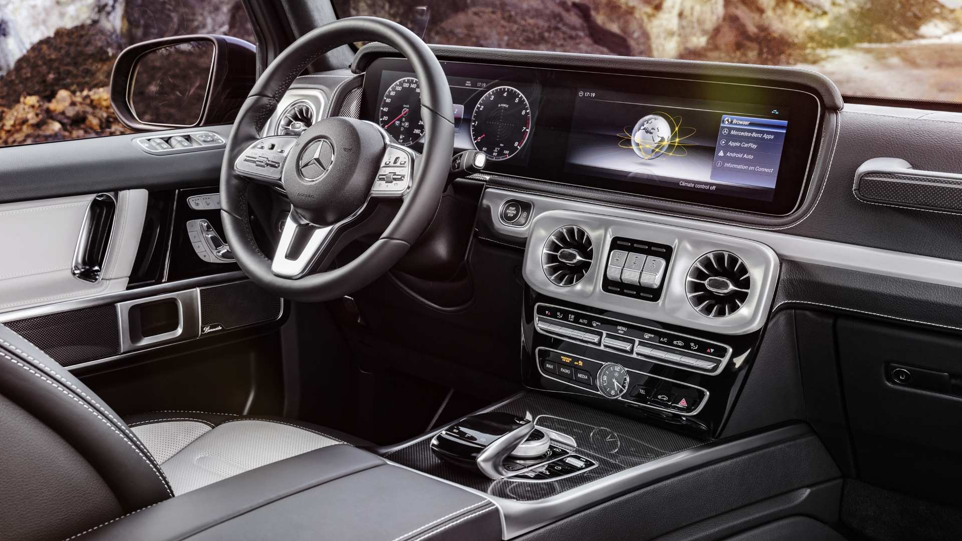 62 New Mercedes Interior 2019 Model with Mercedes Interior 2019
