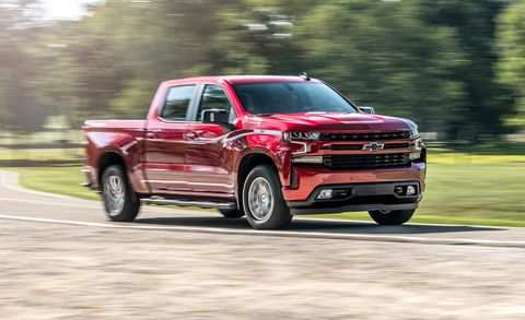 62 New New 2019 Chevrolet Silverado Interior Specs And Review Review for New 2019 Chevrolet Silverado Interior Specs And Review